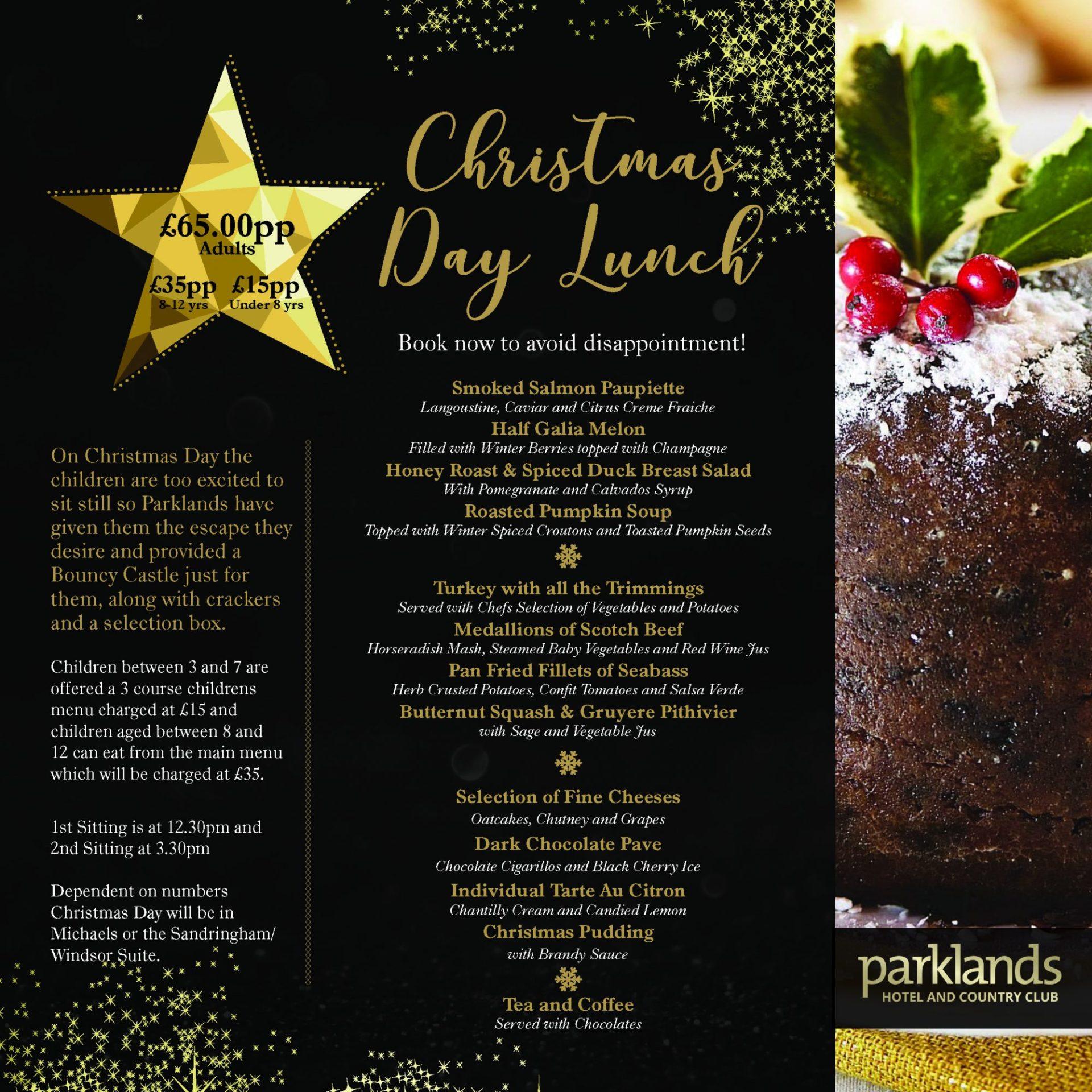 Christmas - Parklands Country Club